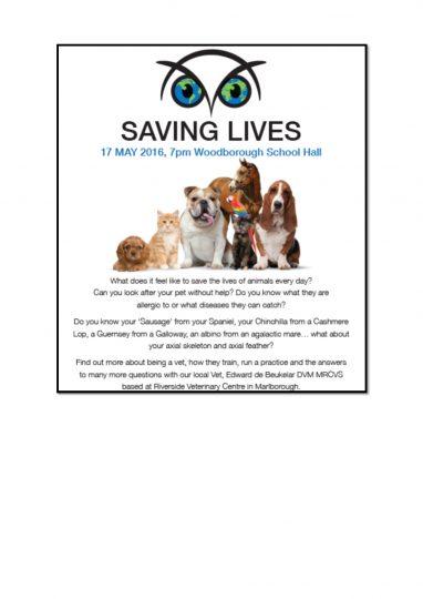 Saving Lives