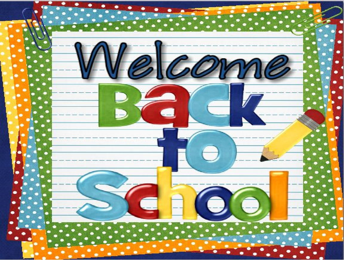 Welcome back to school... - Woodborough Primary School