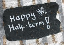 Image result for Happy Half Term